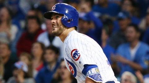 NL: Kris Bryant, 3B/LF, Cubs