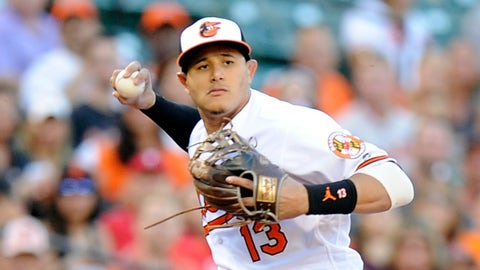 Manny Machado, Baltimore Orioles (3B)