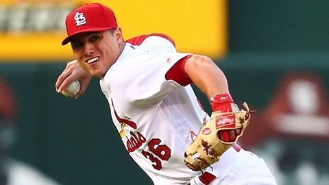 NL: Aledmys Diaz, SS, St. Louis Cardinals