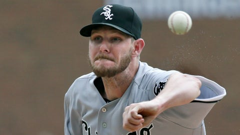 AL: Chris Sale, White Sox