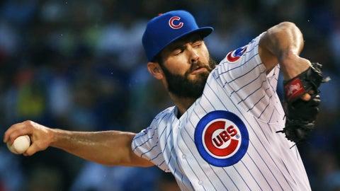 NL: Jake Arrieta, Cubs