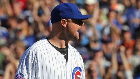 NL: Jon Lester, Cubs