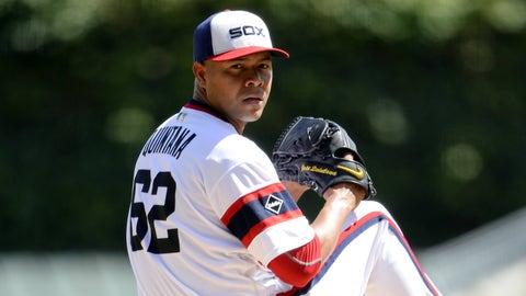AL: Jose Quintana, White Sox