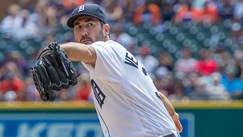 AL: Justin Verlander, Tigers