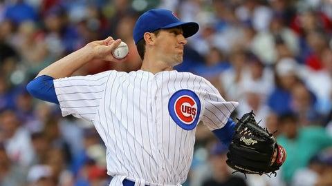 NL: Kyle Hendricks, Cubs