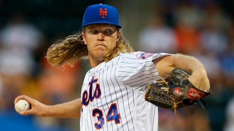 NL: Noah Syndergaard, Mets