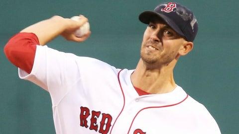 AL: Rick Porcello, Red Sox