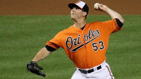 AL: Zach Britton, Orioles