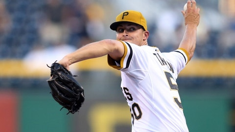 Jameson Taillon – Pirates – SP