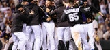 Colorado Rockies Walk Off: 6-5 against San Francisco