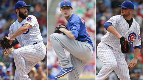 The starting rotation is deeper and very, very good