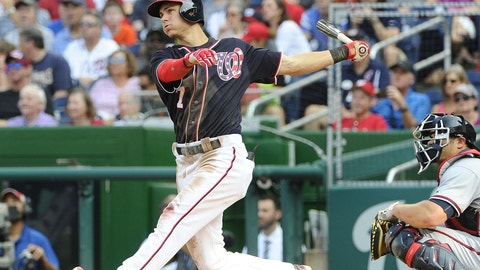 The trouble with Trea Turner