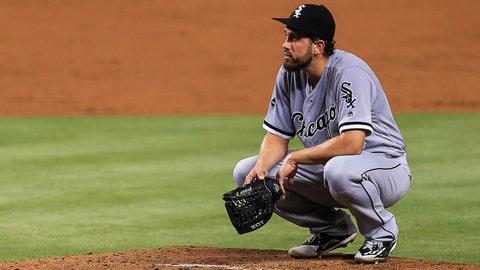 James Shields, SP, Chicago White Sox