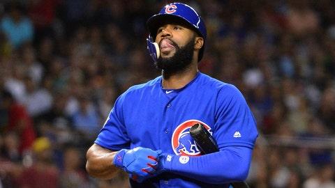 Jason Heyward, OF, Chicago Cubs