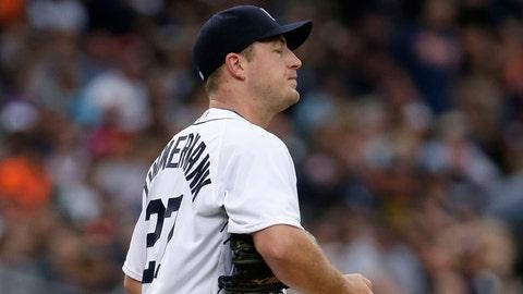 Jordan Zimmermann, SP, Detroit Tigers