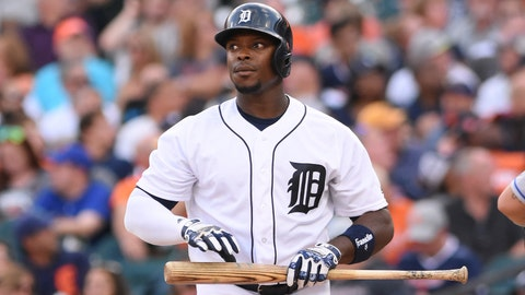 Justin Upton, OF, Detroit Tigers