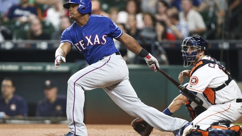 Will Adrian Beltre and Nelson Cruz pick up where they left off?