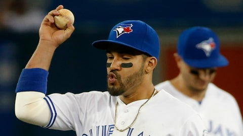 Blue Jays: 2B Devon Travis