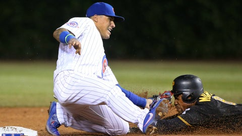 Cubs: IF Javier Baez