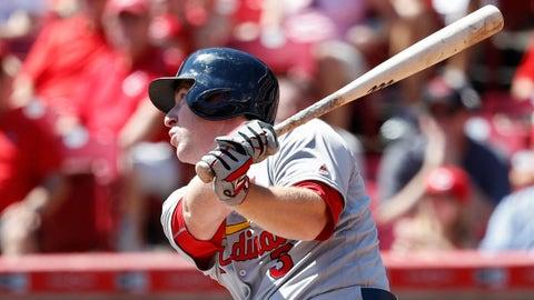 Cardinals: INF Jedd Gyorko