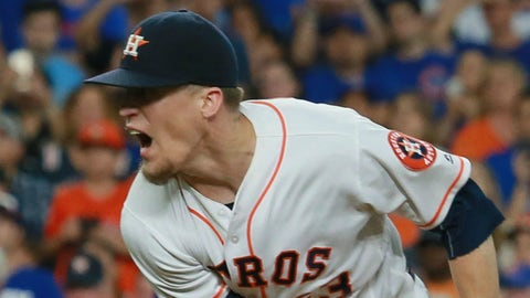 Astros: RHP Ken Giles