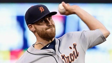 Tigers: LHP Matt Boyd