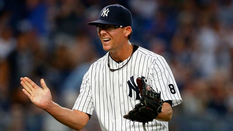 Yankees: RHP Tyler Clippard