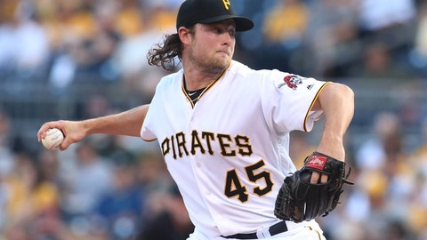 What are the Pirates going to do with Gerrit Cole?