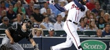 Pitching duel doesn't transpire in Atlanta Braves loss to Marlins