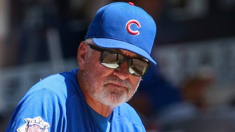 The Cubs have the best manager