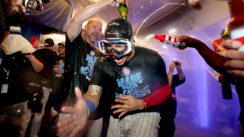 Will there be a World Series hangover in Chicago?