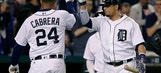LEADING OFF: Tigers chase Tribe; M's go for 9th straight