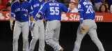 Blue Jays get back on track against Angels