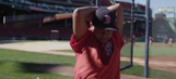 David Ortiz's son and Red Sox teammates perfectly imitate Big Papi's batting routine