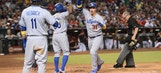 Dodgers 6 Diamondbacks 2: 20 Games Over .500