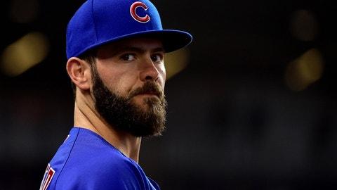 Jake Arrieta, Chicago Cubs (SP)