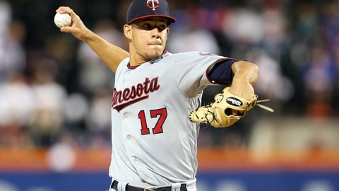 Will Jose Berrios develop into a full-time starter?