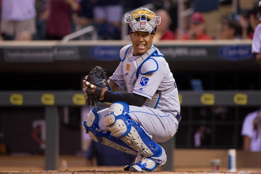 Royals Catcher Salvodor Perez Improves Pitch Framing In Clutch   FOX ...
