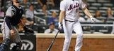 Slumping Jay Bruce out of Mets lineup for 2nd straight game