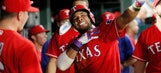 Rangers rally again, magic number 4 after beating Angels 3-2