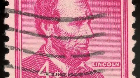 Postage stamps were three cents