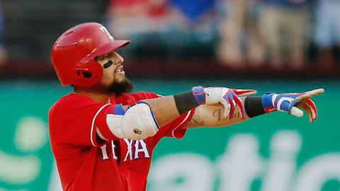 Rougned Odor has been MVP-like