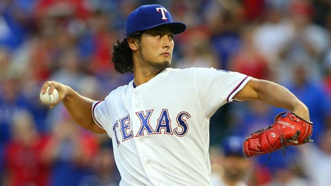 Yu Darvish gives them a co-ace
