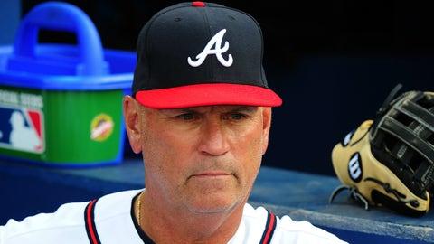 Brian Snitker, Braves