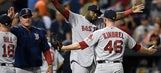 Price earns 17th win as Red Sox beat Orioles 5-3 for sweep