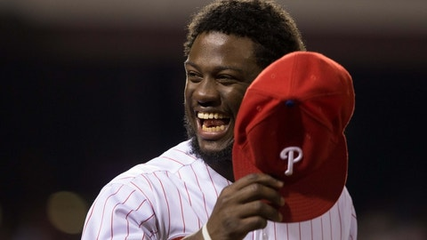 Odubel Herrera, OF, Phillies