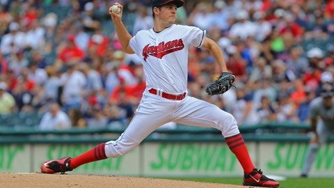 Bauer dominant vs. A's