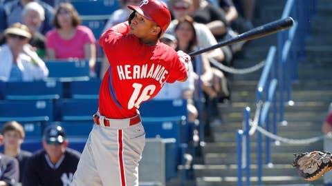 Philadelphia Phillies: Cesar Hernandez
