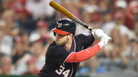 Bryce Harper can build a playoff legacy