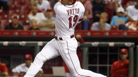 Reds: Joey Votto